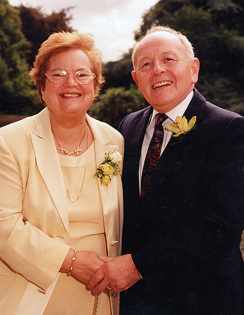 Founder's Parents