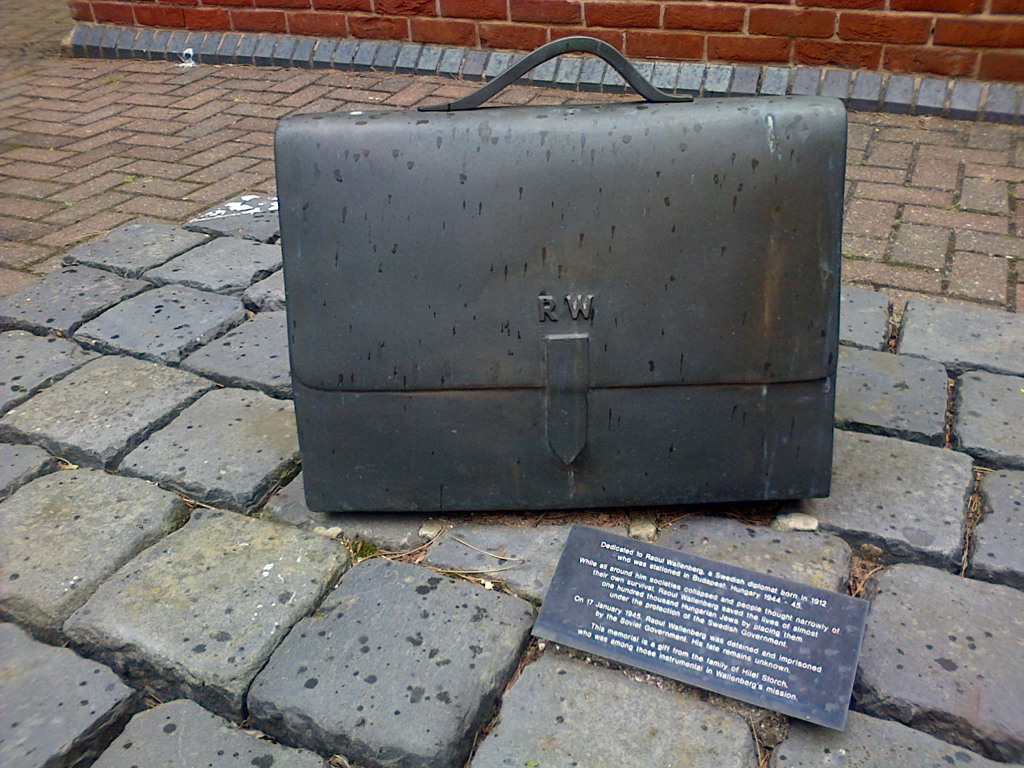 Raoul Wallenberg Briefcase