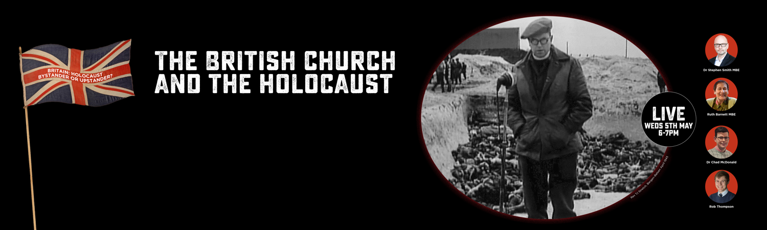 British Christian Responses to the Holocaust
